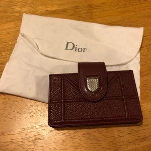 Dior card holder💥💥BIG SALE💥💥 😱😱 50%